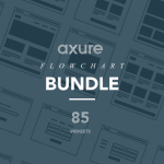 Web & Mobile Line flowcharts bundle