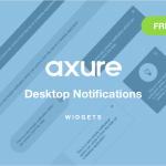 Axure Desktop notifications