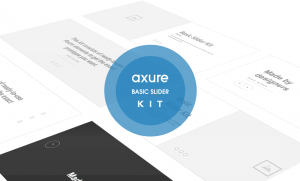 Axure Basic slider kit