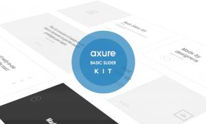 Axure Basic slider kit