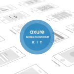 Mobile Flowchart widgets for Axure