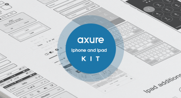 Iphone axure widget library
