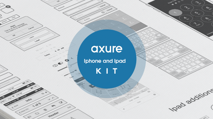 Axure Iphone axure widget library