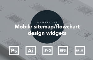 mobile app design flow chart