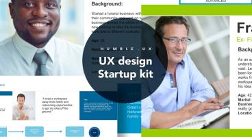 ux design startup kit