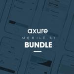 Axure Mobile UI Bundle