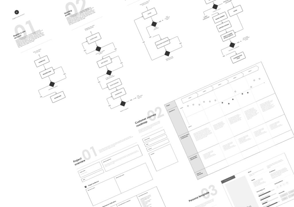 Ux starter kit volume2 templates storyboards for desktop saigontimesfo