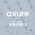 UX Starter Axure Kit Vol 2