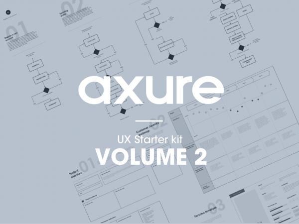 Axure UX Starter Kit